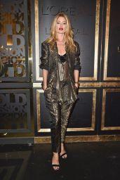 Doutzen Kroes at Gold Obsession Party – Paris Fashion Week 10/2/2016