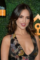 Eiza Gonzalez – Veuve Clicquot Polo Classic in Los Angeles 10/15/2016