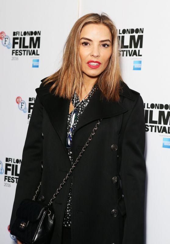 Elen Rivas – 'London Town' Premiere – 60th BFI London Film Festival 10/11/2016