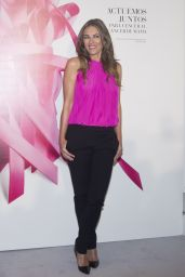 Elizabeth Hurley - Breast Cancer Prevention Event in Madrid 10/27/ 2016