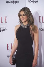 Elizabeth Hurley - ELLE 30th Anniversary Party in Madrid - 10/26/ 2016