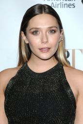 Elizabeth Olsen - American Ballet Theater 2016 Fall Gala in New York City 10/20/ 2016