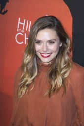 Elizabeth Olsen - Hilarity for Charity Variety Show: Seth Rogen