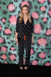 Elizabeth Olsen - KENZO x H&M Launch Event in New York City 10/19/ 2016