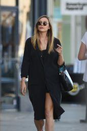 Elizabeth Olsen - Out in NYC 10/6/2016