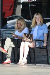Elle Fanning - Out in Los Angeles 10/3/2016
