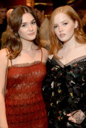 Ellie Bamber at Private Launch of