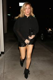 Ellie Goulding Night Out Style - Catch LA in West Hollywood 10/25/ 2016