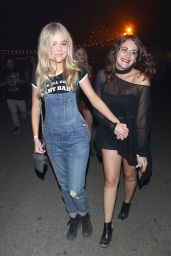 Emily Alyn Lind - Los Angeles Haunted Hayride in Los Feliz 10/9/ 2016