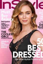 Emily Blunt - Photoshoot for InStyle November 2016