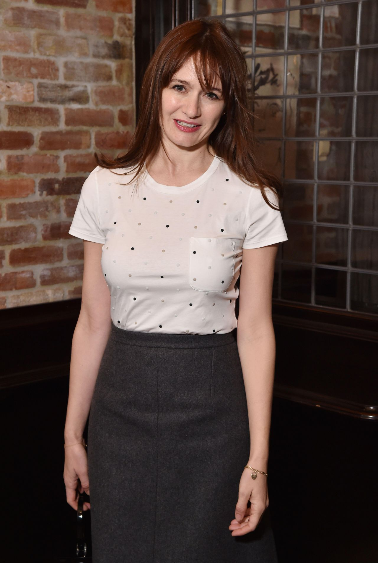 Emily Mortimer The Tribeca Chanel Women S Filmmaker
