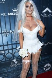 Emily Sears – 2016 Maxim Halloween Party