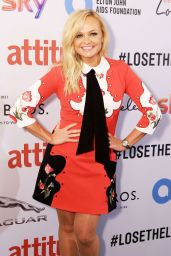 Emma Bunton - The Attitude Awards in London, UK 10/10/2016