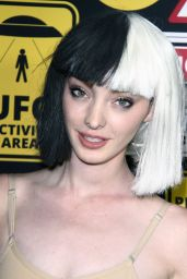 Emma Dumont – Just Jared's Annual Halloween Party in Los Angeles 10/30/ 2016