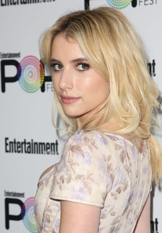 Emma Roberts - Entertainment Weekly