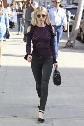 Emma Roberts - Out in Beverly Hills 10/7/ 2016
