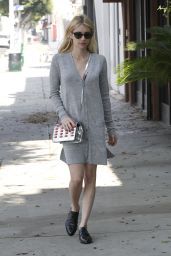 Emma Roberts - Shopping in Los Angeles 10/13/ 2016