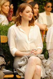 Emma Stone - CFDA Vogue Fashion Fund Show and Tea in Beverly Hils 10/26/ 2016