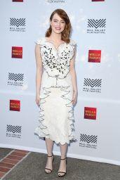 Emma Stone – Mill Valley Film Festival in Mill Valley, CA 10/6/2016