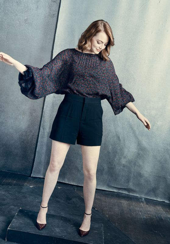 Emma Stone - TIFF The Hollywood Reporter Portraits 2016