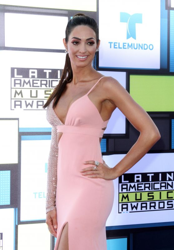 Erika Csiszer – Latin American Music Awards in Hollywood 10/6/2016
