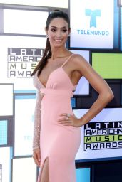 Erika Csiszer – Latin American Music Awards in Hollywood 10/6/2016