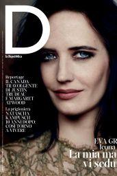 Eva Green - D la Repubblica Magazine Italia 10/15/2016