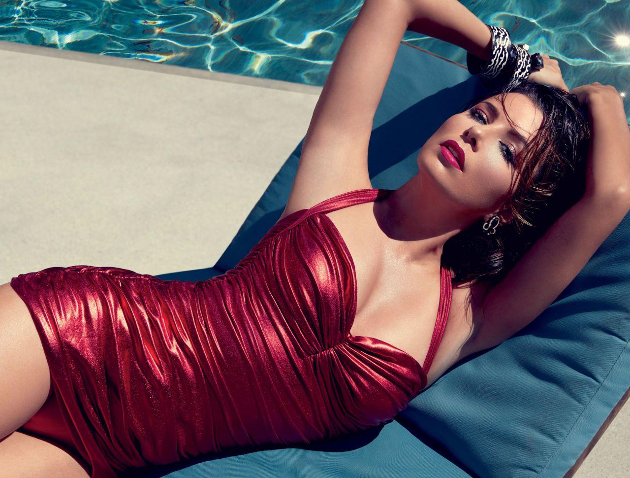 Eva Longoria Ocean Drive magazine