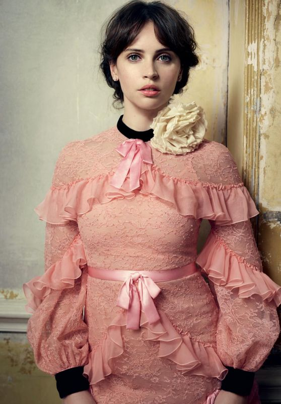 Felicity Jones - Harper