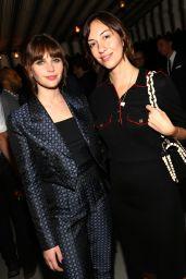 Felicity Jones - Vanity Fair and Burberry Host Britannia Pre-Awards Celebration in Los Angeles 10/27/ 2016
