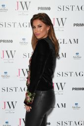 Ferne McCann – Sistaglam Launch Party in London, UK 10/26/ 2016