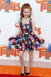 Francesca Capaldi – 'Trolls' Premiere in Westwood – 10/23/ 2016