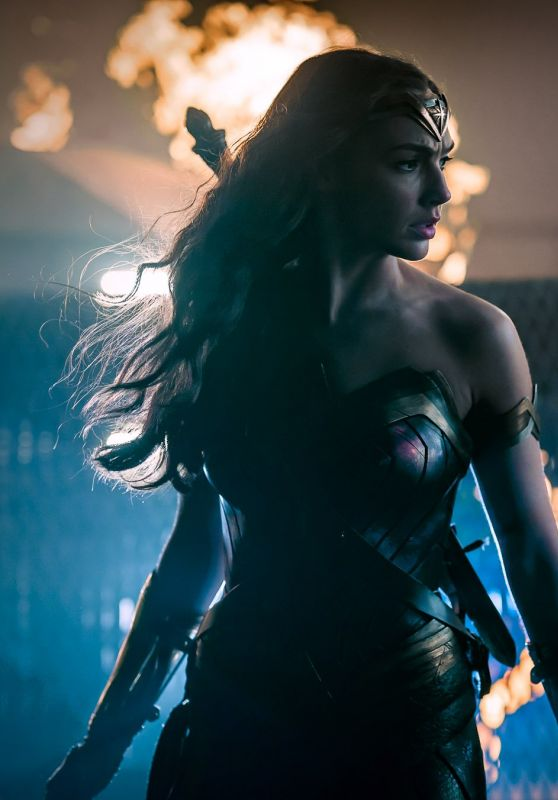 Gal Gadot - Justice League (2017) Posters & Promotional Photos