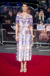 Gemma Arterton – 'Their Finest' Premiere – BFI London Film Festival 10/13/2016