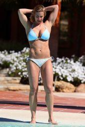 Gemma Atkinson in a Bikini - Marbella 10/14/ 2016