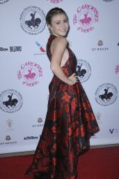 Genevieve Hannelius – Carousel Of Hope Ball in Beverly Hills 10/08/2016