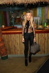 Georgia Toffolo – VIP Opening Night Of Tropicana Beach Club In London 10/12/2016