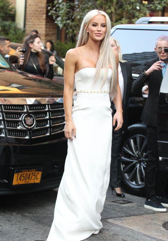 Gigi Gorgeous with Nats Getty - New York 10/19/ 2016