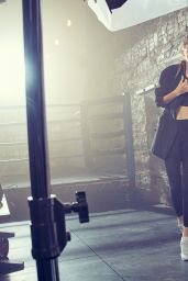 Gigi Hadid - Photoshoot for Reebok