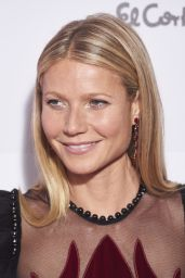 Gwyneth Paltrow – ELLE Magazine Party in Madrid 10/26/ 2016