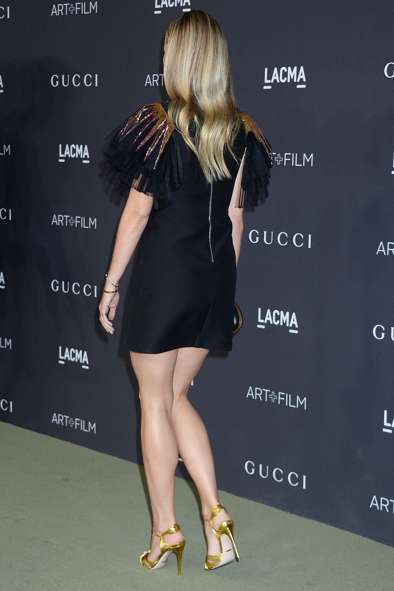 Gwyneth Paltrow Lacma Art And Film Gala In Los Angeles