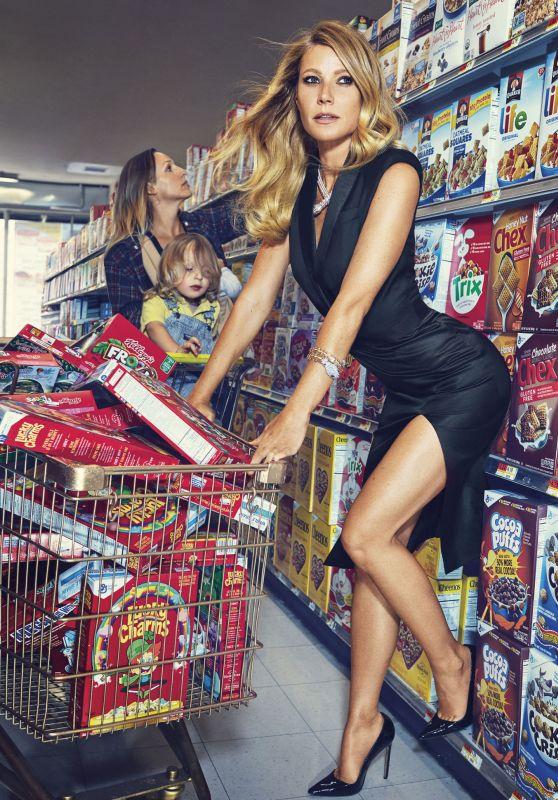 Gwyneth Paltrow - Photoshoot For Harpers Bazaar, November 2016-1371