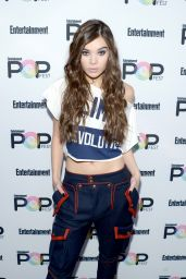 Hailee Steinfeld - Entertainment Weekly PopFest in Los Angeles 10/29/ 2016