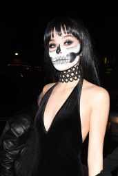 Hailee Steinfeld – Just Jared's Annual Halloween Party in Los Angeles 10/30/ 2016
