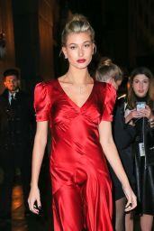 Hailey Baldwin - Fashion Group International Night Of Stars Gala in NYC 10/27/ 2016