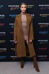 Hailey Baldwin - Hearst MagFront 2016 in New York City