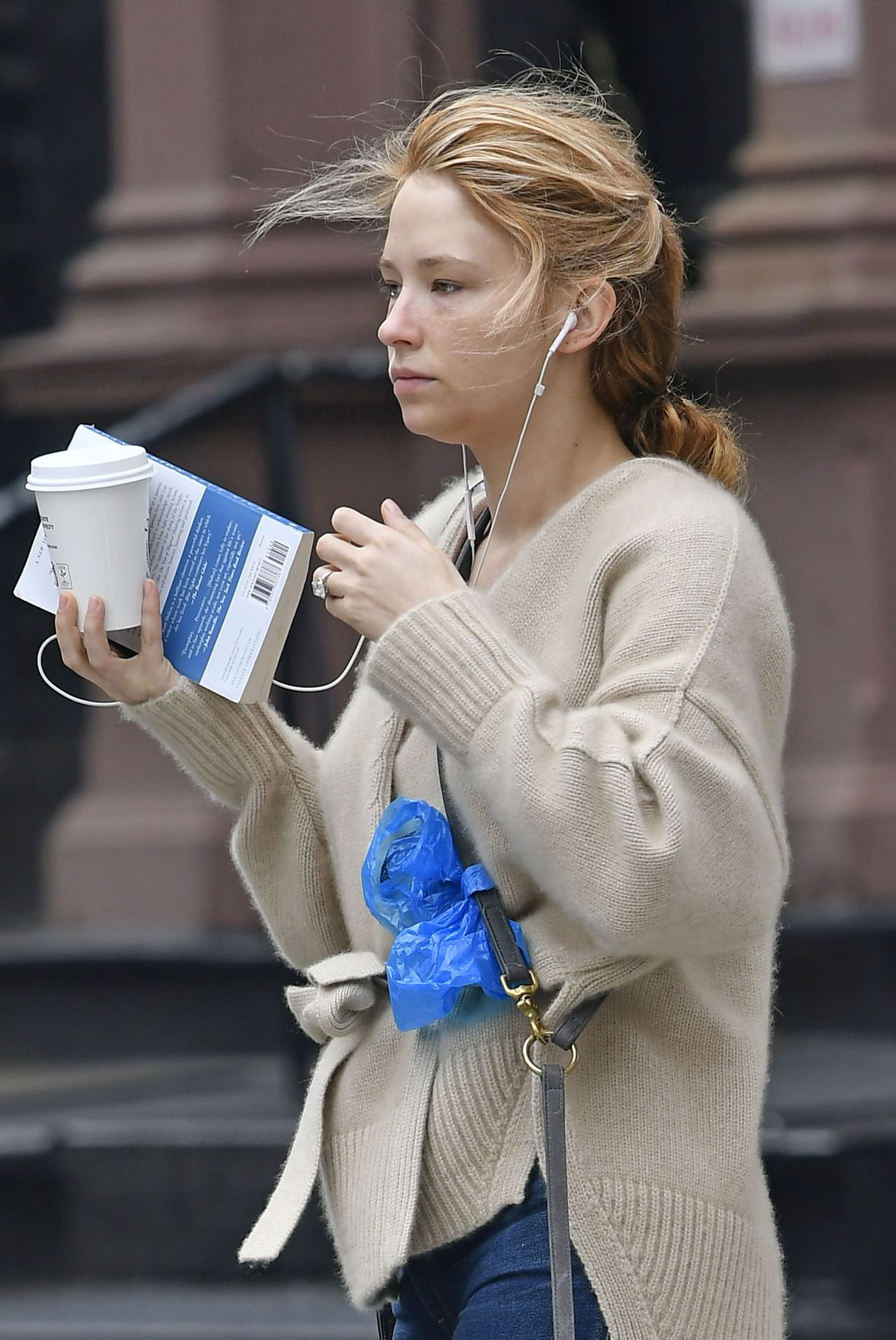 Haley Bennett Out In Nyc 9 29 2016