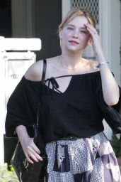 Haley Bennett - Out in West Hollywood 10/14/ 2016