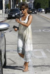 Halle Berry - Out in West Hollywood 10/1/2016