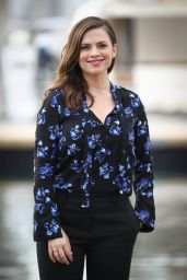 Hayley Atwell - Conviction Photocall for 2016 MIPCOM in Cannes 10/17/2016